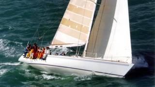 Scaramouche la barca di Montel Fagan-Jordan