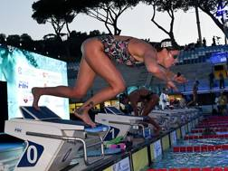 Federica Pellegrini, 29 anni DEEPBLUMEDIA