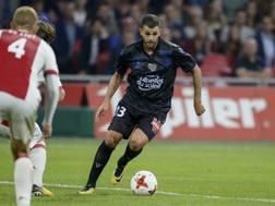 Valentin Eysseric, 25 anni, 8 gol la scorsa stagione con il Nizza. Getty Images