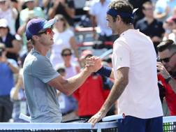 Roger Federer, 36 anni, in attesa dell'esordio a Montreal REUTERS