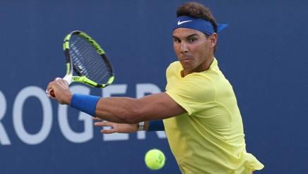 Rafael Nadal, 31 anni. Reuters