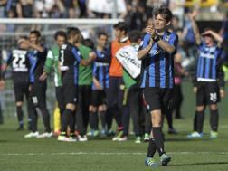 Marteen De Roon, 26 anni, all'Atalanta nella stagione 2015/16. Getty Images