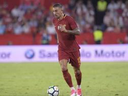 Aleksandar Kolarov, 31 anni, difensore Roma. LaPresse