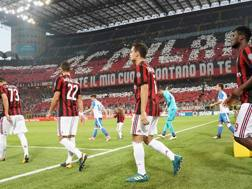 Il Milan contro il Craiova a San Siro con oltre 65 mila spettatori.