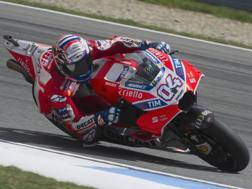 Andrea Dovizioso. Getty