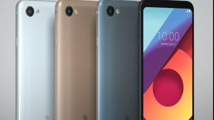 """Il nuovo smartphone LgG6 arriva sul mercato italiano il 18 agosto: costa 350 euro, quattro i colori disponibili (nero, bianco, oro e """"ice platinum"""""""