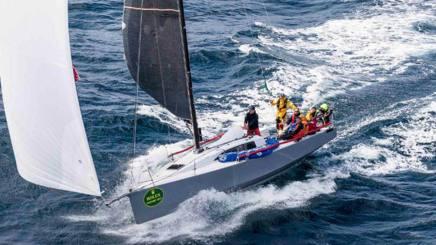 La barca francese che ha vinto il Fastnet di quest'anno