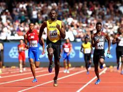 Usain Bolt, 30 anni, 20esima medaglia d'oro