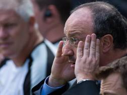 Rafa Benitez, manager del Newcastle United. Epa