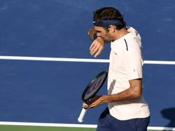 Roger Federer. Reuters