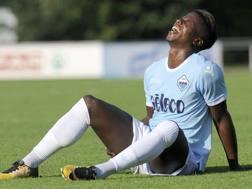 Keita Balde, 22 anni, attaccante della Lazio. Getty