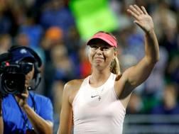 Maria Sharapova. Reuters