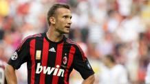 Andriy Shevchenko, 40 anni, ex attaccante del Milan,  Pallone d'oro 2004.  OMEGA