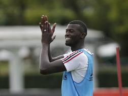 Mbaye Niang, 22 anni, 79 presenze e 12 gol con il Milan. Lapresse