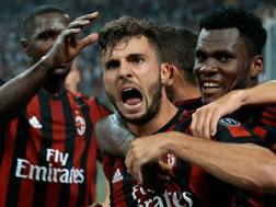 Patrick Cutrone, 19anni. Getty Images