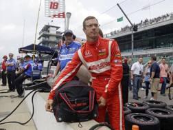 Sebastien Bourdais, 38 anni, 4 volte campione di Indycar AP