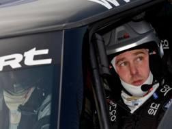 Davide Valsecchi, 30 anni, ex campione della GP2 e terzo pilota Lotus al volante della Mini con cui farà il trofeo Fagioli