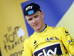 Chris Froome, 32 anni, re del Tour. Bettini