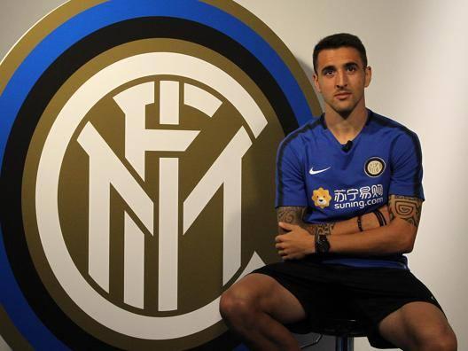 Matias Vecino, nuovo centrocampista dell'Inter. Getty