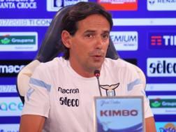 Simone Inzaghi, 41 anni, allenatore Lazio. Getty Images