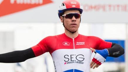 Fabio Jakobsen, 20 anni
