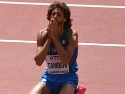 Gianmarco Tamberi . Afp