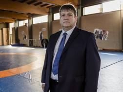 Lucio Caneva, Team Manager della Nazionale Italiana di Lotta