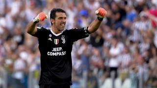 Gigi Buffon, 39 anni. LaPresse