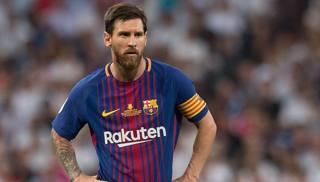 Lionel Messi, 30 anni. Getty Images