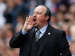 Rafa Benitez, 57 anni, è il tecnico del Newcastle Reuters