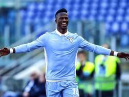 Keita, 22 anni, attaccante Lazio. ANSA