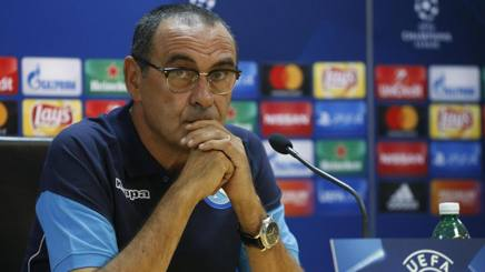 Maurizio Sarri, 58 anni.