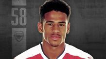Marcus McGuane, 18 anni. Arsenal.com
