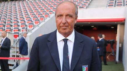 Giampiero Ventura, c.t. dell'Italia da luglio 2016. Afp