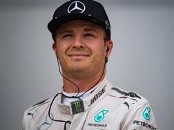Nico Rosberg, iridato 2016 di F.1. Afp