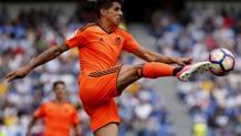 Joao Cancelo, Joao Cancelo, 23 anni, nuovo esterno dell'Inter. Epa23 anni, nuovo esterno dell'Inter. Epa