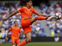Joao Cancelo, 23 anni, nuovo esterno dell'Inter. Epa