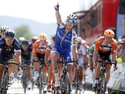 Matteo Trentin, seconda vittoria stagionale. Bettini