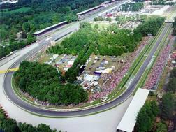 Cresce l'attesa per il GP d'Italia
