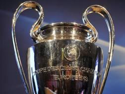 Il trofeo più ambito: la Champions League. Afp