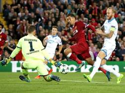 Gol dell'ex per Firmino. Getty Images