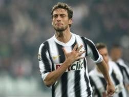 Claudio Marchisio, 31 anni, centrocampista Juventus. LaPresse
