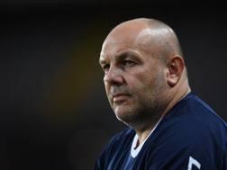 Bruno Tedino, neo tecnico del Palermo dopo due stagioni al Pordenone in Serie C. Getty Images