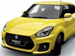 La nuova Suzuki Swift Sport