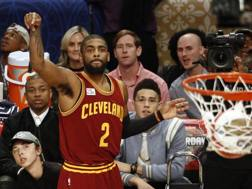 Kyrie Irving, 25 anni, Boston Celtics. Reuters