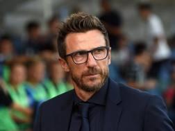 Eusebio Di Francesco, 47 anni, allenatore Roma. Getty Images