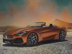 La Bmw Z4 concept debutterà al Salone di Francoforte