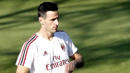 Nikola Kalinic, è il nuovo attaccante del Milan LaPresse