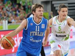 Trevis Diener all'Europeo del 2013. CiamCast