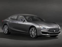 La Maserati Ghibli GranLusso